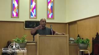 Second Baptist Church - Erin Marque - God's Beauty
