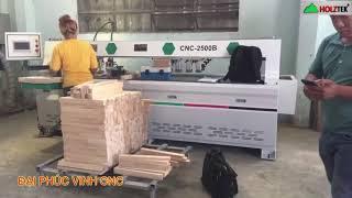 MÁY KHOAN NGANG CNC 1 Đầu cao Tốc Holztek giá tốt nhất tp hcm