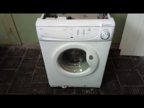 Устройство стиральной машины Candy. Из чего состоит стиральная машина.
