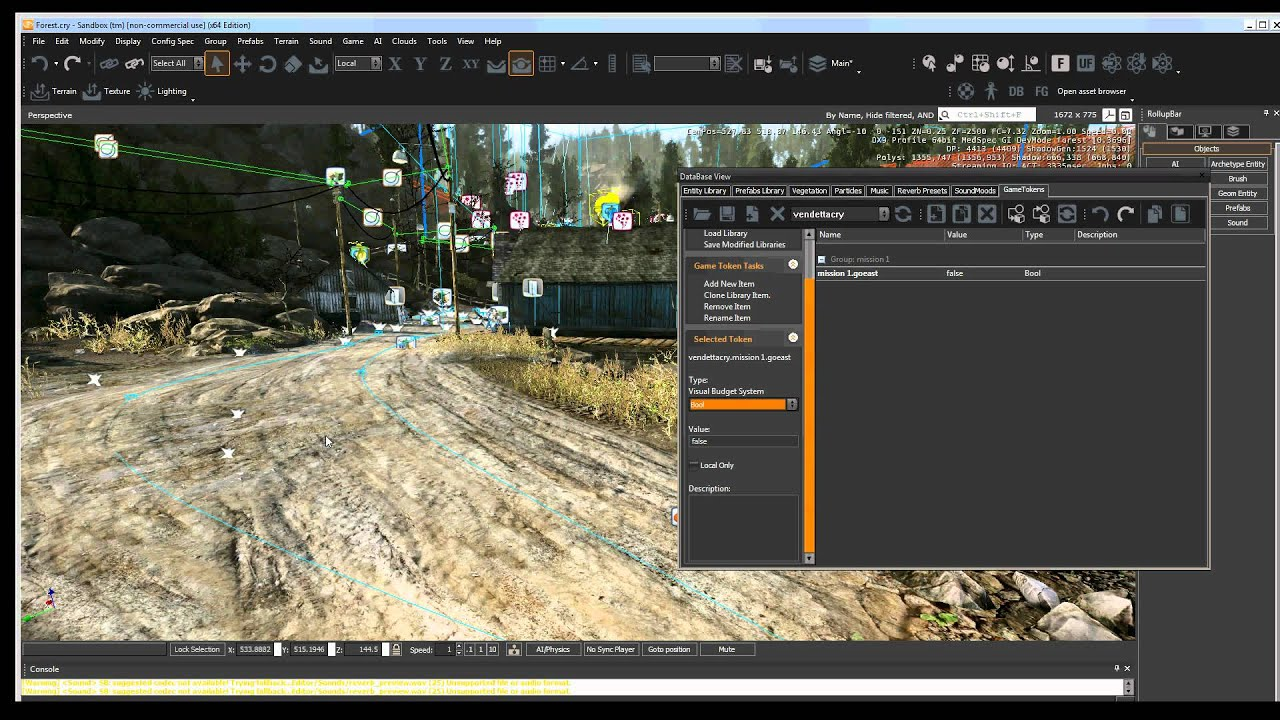 Cryengine 3 Tutorial 34 Mission GameToken (VendettaCry)