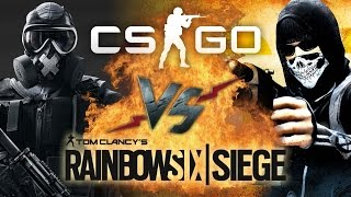 Рэп Баттл - Counter-Strike: Global Offensive vs. Tom Clancy