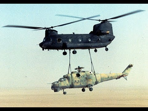 The Hind Heist - The Secret US Operation to Steal the Soviet's Top Helicopter
