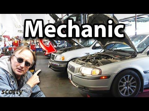 Should You Become a Mechanic