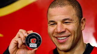 Looking back at Jarome Iginla's best career moments