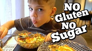 GLUTEN FREE Family Meal Ideas for Meal Planning SUGAR FREE