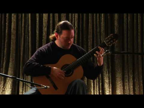 "Evan Hirschelman - A Fistful of Notes - www.theguitarist.net - influenced by "" A Fistful of Dollars"""