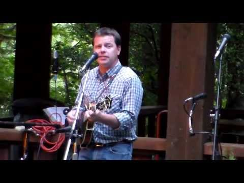"""Brian Oberlin """"Sunny Side of the Mountain"""" at Eagleview Bluegrass Pickout"""