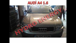 AUDİ A4 1.6 hidrojen yakıt tasarruf sistem montajı