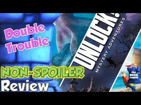 Unlock: Mystery Adventures Review - Double Trouble