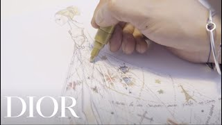 The Savoir-Faire Of Chiara Ferragni's Party Dress