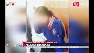 VIRAL Video Penganiayaan Sesama Pelajar di Pontianak - BIM 14/12