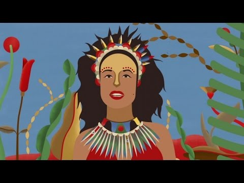 La Yegros - Chicha Roja (Official Video)