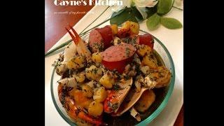 Caynes Kitchen - Chunky Seafood Gumbo