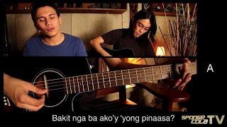 SCTV: Sponge Cola -- Di Na Mababawi (live acoustic HD + chords + lyrics)