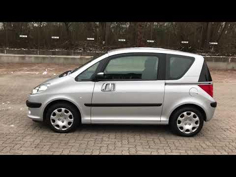 Video Peugeot 1007 Inspektion und TÜV neu