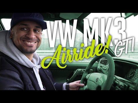 JP Performance - Volkswagen Golf 3 GTI | Airride!