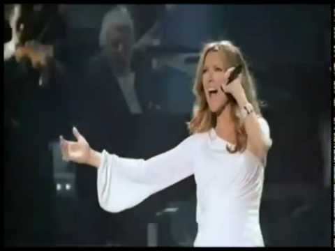 Celine Dion - All By Myself Live In Las Vegas ( Still The Best Vocals After 30 Years )