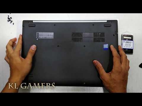 Lenovo IdeaPad 330 RAM (Memory) Upgrade Demo - смотреть онлайн на