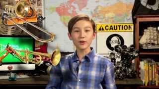 Nat Geo Kids Introduce the Flying Robot Rockstars!