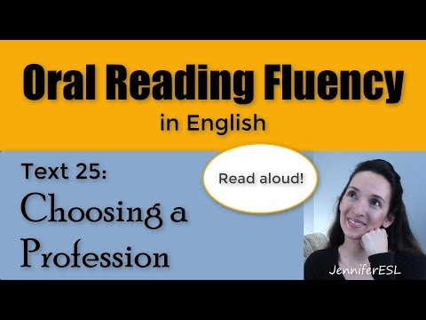 Oral Reading Fluency 25