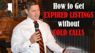Expired Listings Strategy (NO COLD CALLS)-Chris Stager
