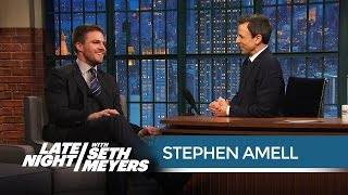 Late Night with Seth Meyers (23.02.15)