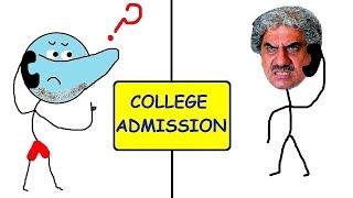 College Me Admission Chahiye : Halkat Call 6 | Angry Prash