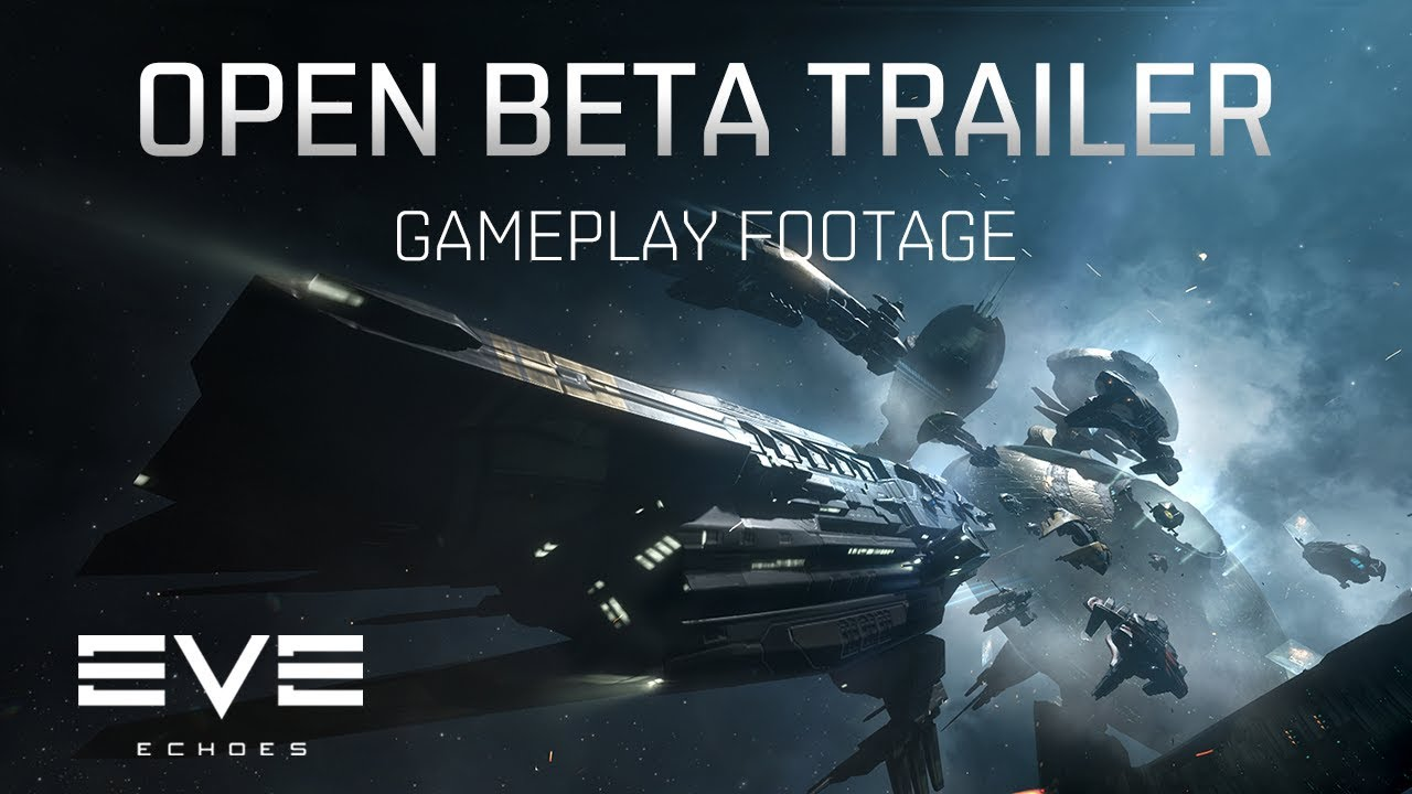 EVE Echoes entra in Open Beta su Android ed iOS