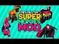 (Download ) mini militia superhero MOD with high graphics