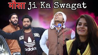 Mosa Ji Ka Swagat | Desi comedy | We Are One