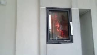 Каминная топка Haas+Sohn Malvik IV від компанії House heat - відео