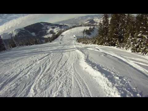 Snowboard pe Stiol - Borsa