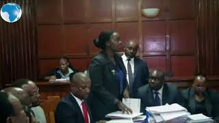 Sonko's defence team say new evidence by state prosecutor are