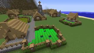 how to remodel a desert village in minecraft rizzial - ฟรี