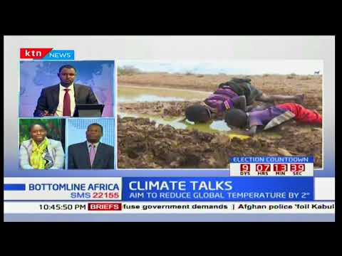 Climate talks aimed at reducing global temperature: Bottomline Africa