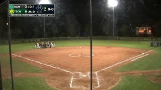 Golden Suns Softball vs Arkansas-Monticello