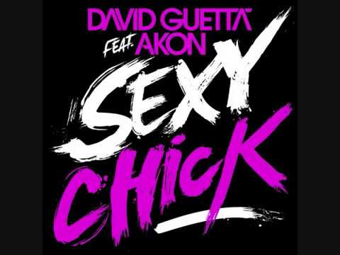 David Guetta feat Akon - Sexy Chick Official Instrumental