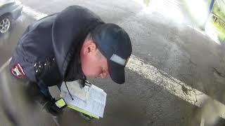 Штраф за непостановку на учет мотоцикла