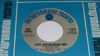 Deep Purple  - River Deep Mountain High  45rpm