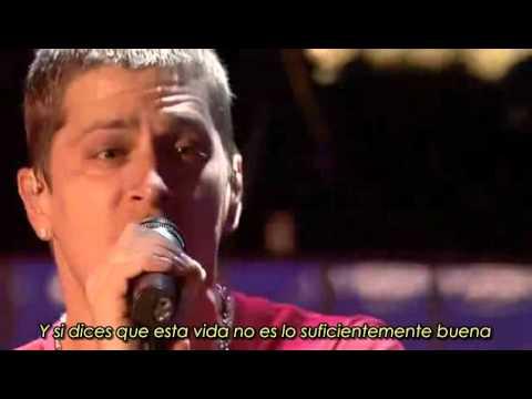 Rob Thomas - Smooth (acustico)(subt español)