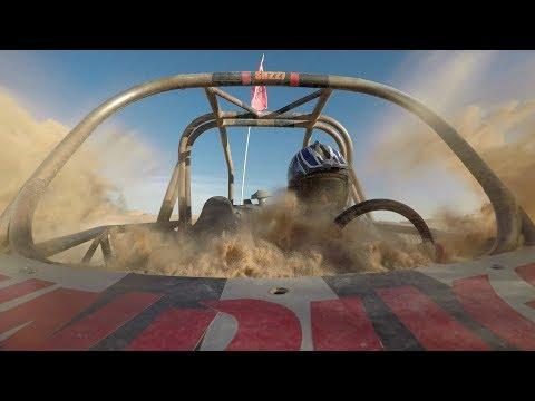 Sun Buggy Las Vegas Mini Baja Chase Dune Buggy Adventure 4K