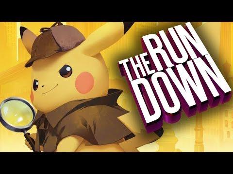 Detective Pikachu Heads West - The Rundown - Electric Playground