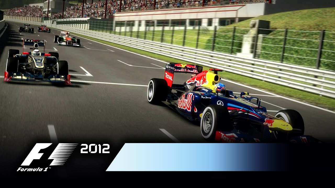 Buckle Up: F1 2012 Demo Hits PSN Today