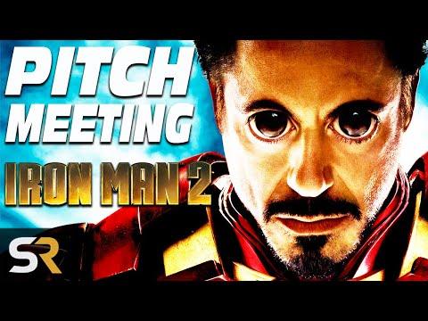 Iron Man 2 Pitch Meeting