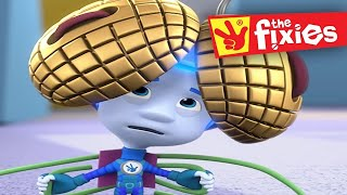 The Fixies ★ DISGUISEd As A Fly - More Full Episodes ★ Fixies English | Cartoon For Kids