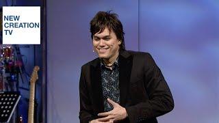 Joseph Prince - Zungenrede, der Schlüssel zu einem geistgeführten Leben I New Creation TV Deutsch