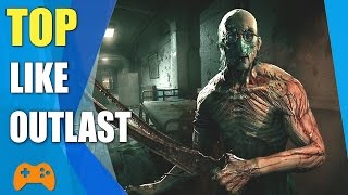 Top First-Person Horror Games to Play if You Like Outlast
