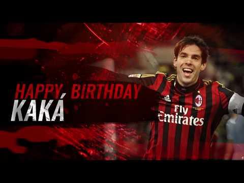 Ricardo Kaká's best skills and goals for AC Milan