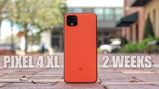 Google Pixel 4 XL Review After 2 Weeks!