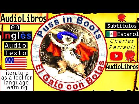 El Gato con Botas en Inglés | Audiolibros en Inglés con Subtítulos | Cuentos Tradicionales en Inglés